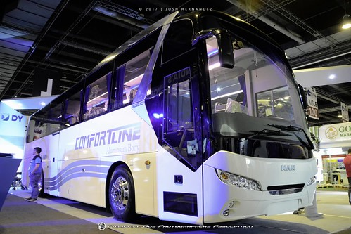 Inspired by Neoplan Jetliner