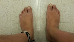 photo_2017-08-15_19-10-25 (bfe2012) Tags: barefoot barefeet barefooting barefooted barefooter baresoles feet freedom barefootlifestyle toes anklets dirtyfeet