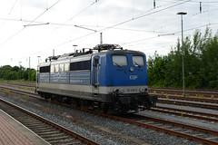 EGP 151 039 Geseke 10.06.2017 (moorbahner71) Tags: eisenbahn deutschland railway germany digi cmk nikon egp eisenbahngesellschaft potsdam geseke lokomotive