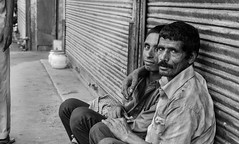 And the apprentice (Sumitra Sarkar) Tags: nikond90 new delhi india