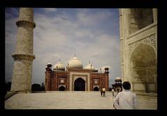 Taj Mahal = タージマハル