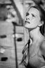 Sine titulo (Chiaro Chiari) Tags: monocromo portrait ritratto portraiture girl ragazza bw bn bianco nero light luce natural woman donna eyes occhi teeth denti mouth bocca shadows ombre