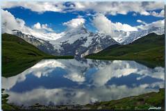 Lac de Bachalp - Oberland Bernois - Suisse (jamesreed68) Tags: alpes mountain summit sommet nature suisse schweiz bachalp eau mittlehorn bachalpsee bernois oberland canon eos 600d altitude grindenwald