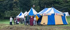 23. Burgfest auf der Tannenburg 2017 (Kurt Hollstein) Tags: tannenburg nentershausen mittelaltermarkt ritterlager altertum ritter draussen zeltstadt