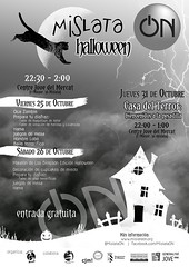 "Cartel A3 MislataON Halloween_rect • <a style=""font-size:0.8em;"" href=""http://www.flickr.com/photos/139076706@N05/36774195891/"" target=""_blank"">View on Flickr</a>"