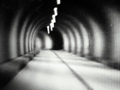 reshoot of tunnel (heroyama) Tags: art bw tunnel road highcontrast 秩父 トンネル reshoot blackandwhite blackwhite 再撮影 ハイコントラスト ドット dot アート 白黒 歪み distortion モノクロ モノクローム japan deep depth 奥行き 深い 深さ 暗い dark darkness shadow 闇 光 ライト light