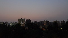 Cairo Sunset in Maadi (Rckr88) Tags: maadi cairo egypt africa travel travelling city cities sky skyline sun sunset cairosunsetinmaadi sunlight night nights cairobynight lights light