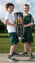 20170914_5875_7D2-24 Ethan and Connor with the Super Rugby Trophy (257/365)