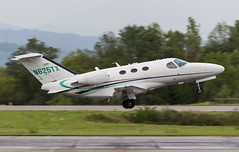 Cessna 510 Citation Mustang N625TX (William Musculus) Tags: basel mulhouse airport euroairport freiburg aéroport lfsb eap bsl mlh