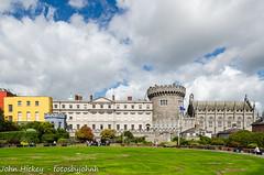 Dublin Castle - DSC_0498 (John Hickey - fotosbyjohnh) Tags: 2017 august2017 dublin dublincastle history irishhistory historicbuilding historiclandmark building architecture