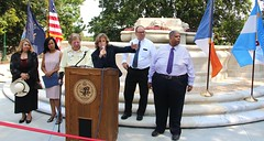"20170822.Women's Plaza Unveiling and Dedication • <a style=""font-size:0.8em;"" href=""http://www.flickr.com/photos/129440993@N08/36868936135/"" target=""_blank"">View on Flickr</a>"