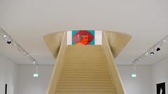 Andy Warhol, Johann Wolfgang von Goethe, 1982 (Werner Schnell Images (2.stream)) Tags: ws städel museum frankfurt andy warhol johann wolfgang von goethe 1982 treppe stairs