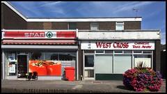 West Cross Takeaway, Swansea (el hombre roto) Tags: swansea sa3 wales cymru uk abertawe chinesefood takeaway carryout southwales morgannyg shopfront