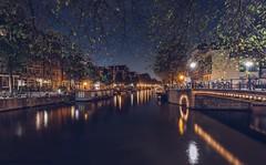 Herengracht Amsterdam op 26 Augustus 2017