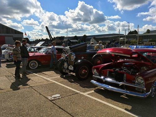 Isle of Wright Classic Car Extravaganza 2017