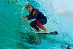 11 year old Ty Richardson Getting pitted