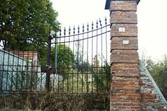 DSC_5910 (jacopocassero1) Tags: outdoor cancello portone chiuso close nikon d3100 photographer fotografo fotografia like follower