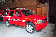 Matamoras Fire Department QRS (Triborough) Tags: pa pennsylvania matamoras mfd matamorasfiredepartment firetruck fireengine ems qrs gm chevrolet tahoe k1500