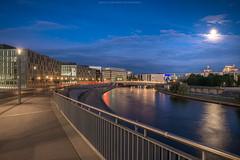 Moonlight in Berlin (Sascha Gebhardt Photography) Tags: nikon nikkor d800 2470mm lightroom nacht night berlin hauptstadt germany deutschland travel tour photoshop cc fototour fx roadtrip reise reisen