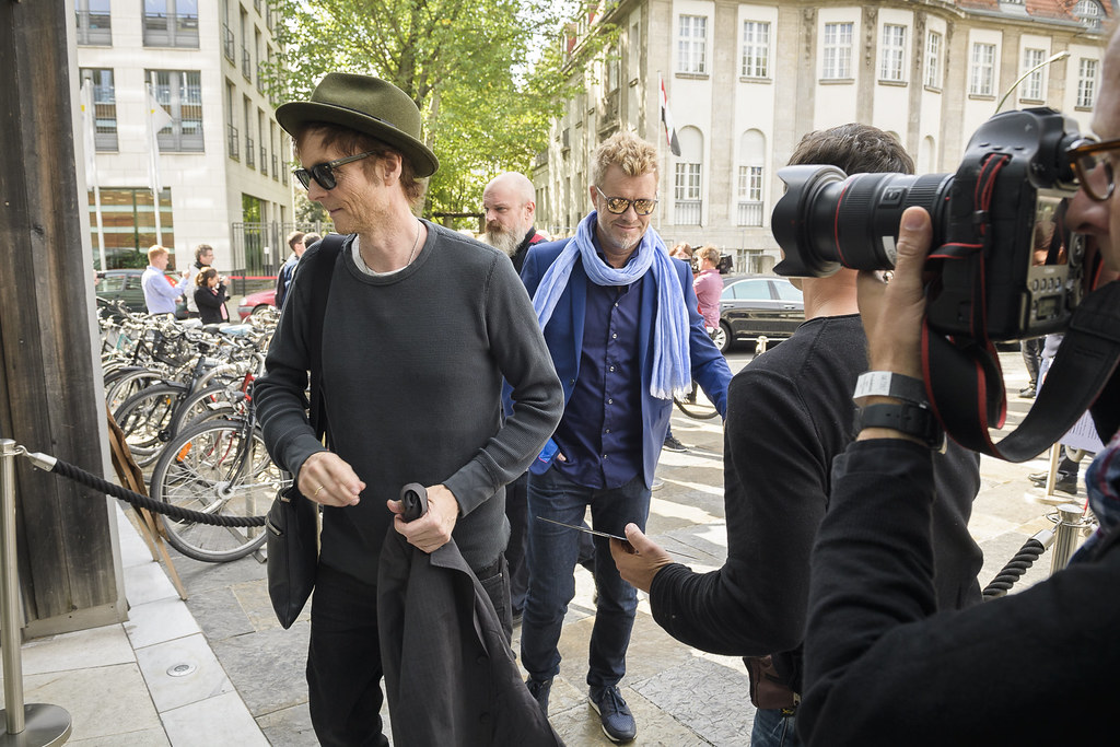 a-ha France - photo de a-ha, Morten Harket Magne Furuholmen et Pal Waaktaar-Savoy