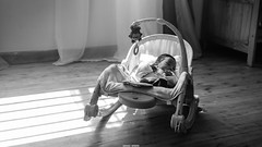 A baby (fotochut) Tags: baby enfant bébé garçon child boy madagascar