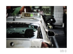 Taxi! (RichardK2017) Tags: alicante taxis omd