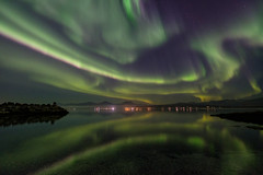 september night in Tromsø (John A.Hemmingsen) Tags: auroraborealis arcticlight tromsø nordnorge northernlights fujifilm fujinon xt2 1024 visipix