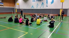 Clinic zitvolley (5) 14 sept. 2017