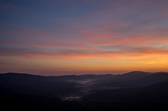 Tibet Knob Mountain Sunrise