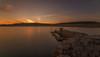 La fuente. (Amparo Hervella) Tags: embalsedebuendía guadalajara españa spain paisaje nube color naturaleza largaexposición d7000 nikon nikond7000 comunidadespañola