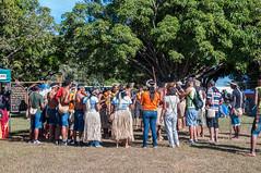 _DSC9389 (Radis Comunicação e Saúde) Tags: 13ª edição do acampamento terra livre atl movimento dos povos indígenas nenhum direito menos revista radis 166 comunicação e saúde