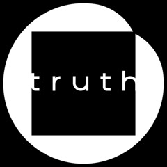 Truth in Black and White (elynxabeth✿) Tags: art artist design designer circle round graphic symbol minimalist minimalism truth black white box leak boxed