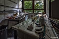 Biohazard Laboratory (Monodio) Tags: urbanexploring urbex lostplace abandoned decay