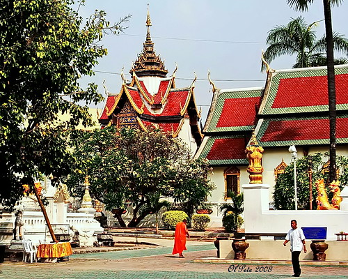 Wat Phrthat Sri Chomtong