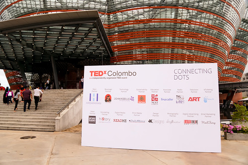 Connecting Dots | TEDxColombo 2017