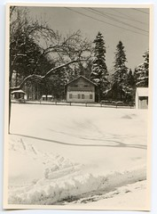 . (Kaïopai°) Tags: 1950er 1950s manebach ilmenau winter snow schnee