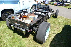 1929 Ford (bballchico) Tags: 1929 ford modelt roadsterpickup ratrod hotrod rattruck chadwillingham billetproofwashington carshow