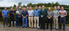 P & L Electrics Golfer of the Year, P.F.S. Accountants Match Play & Crumley Construction Monthly Medal Final