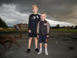 Leon and AJ : Dubliners