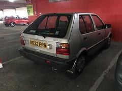 Nissan Micra K10 LX (VAGDave) Tags: nissan micra k10 lx 1993