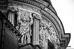 Palermo: Dettagli... (Mario Pellerito) Tags: canon eos 60d 18135 palermo art ballarò palerme sicilia sicily sicilie sizilien carmine chiesa cupola