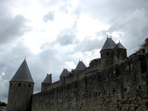 FR10 1208 La Cité de Carcassonne, Aude