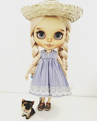 Blythe violene