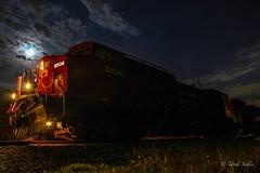 CSX O754-08 with CP power on the Brooksville Sub. Land O Lakes, FL 8-8-17 (tarellsallie) Tags: csx norfolksouthern canadianpacific cp canadiannational cn unionpacific up ns bnsf burlingtonnorthern santafe railroad railfanning railfan trainwatching trainspotting landolakes tampa pascocounty brooksville brooksvillesub florida usa unitedstates america unitedstatesofamerica august 2017 canon canont3i lightroom edit macbook copyright nightexposure exposure slowexposure timedexposure sd40 sd50 sd60 sd70 sd70mac sd70ace es44ac es44dc et44ac es44ah ac4400 cw44ac