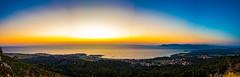 Puesta de Sol - Queiruga (varokey) Tags: galicia panoramica pano nikon d7200 tokina