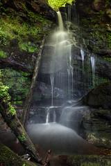 Fairlie Glen Waterfall 2 (davidballantyne2) Tags: waterfall fairlyglen ayrshire longexposure leefilters scotland stream river water