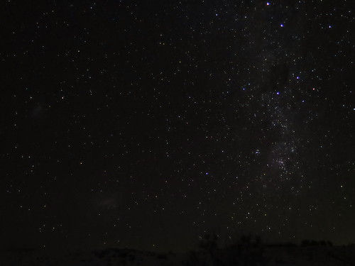 Milky Way and the Magellanic Clouds
