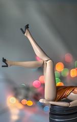 (Ánxela Pérez) Tags: barbie muñeca juguete bikini model modelo doll objetivo canon bokeh desenfoque