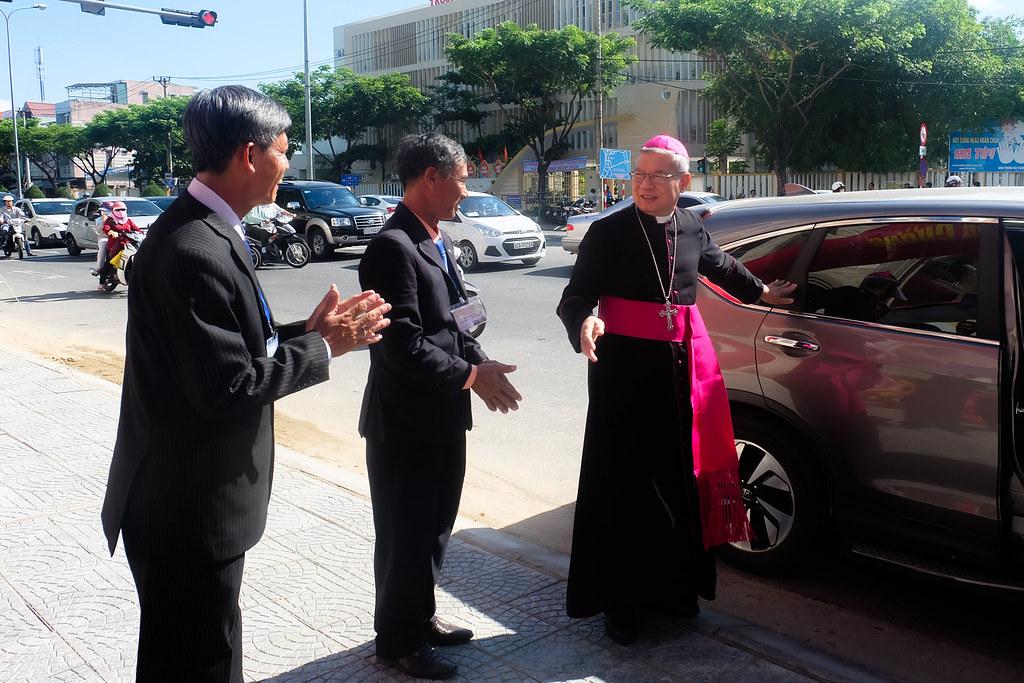 Thánh lễ tạ ơn khánh thành nhà thờ Hòa Cường – Giáo phận Đà Nẵng