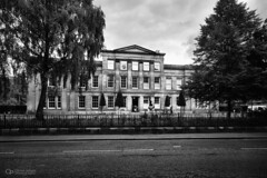Didsbury Architecture (Oliver Wood Photography) Tags: architecture monochrome blackandwhite didsbury